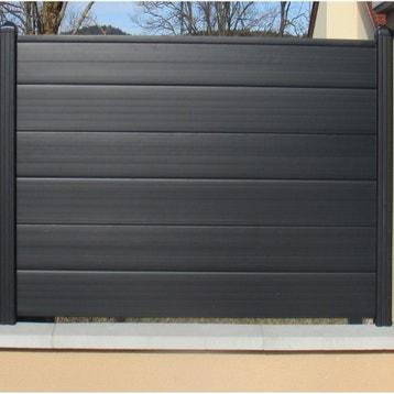 Clôture - Clôture aluminium, fer, bois, PVC au meilleur prix ...