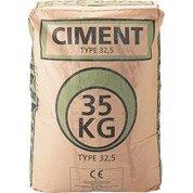 Ciment gris CE Adh, 35 kg