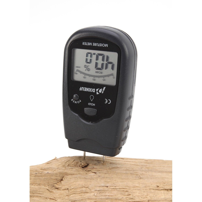Testeur d 39 humidit pour bois atelier dixneuf leroy merlin - Testeur humidite bois ...