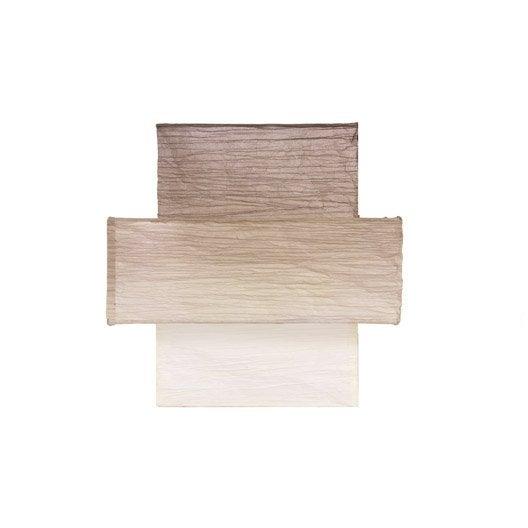 suspension pop fuji papier taupe inspire leroy merlin. Black Bedroom Furniture Sets. Home Design Ideas