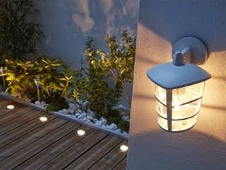 Eclairage extérieur, luminaire jardin, lampe LED, solaire | Leroy Merlin