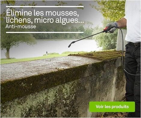 HOP - Produits Anti-mousse