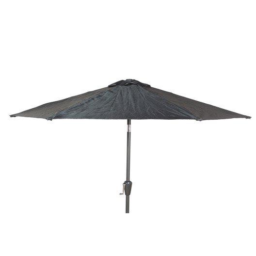 parasol parasol d port de balcon droit leroy merlin. Black Bedroom Furniture Sets. Home Design Ideas