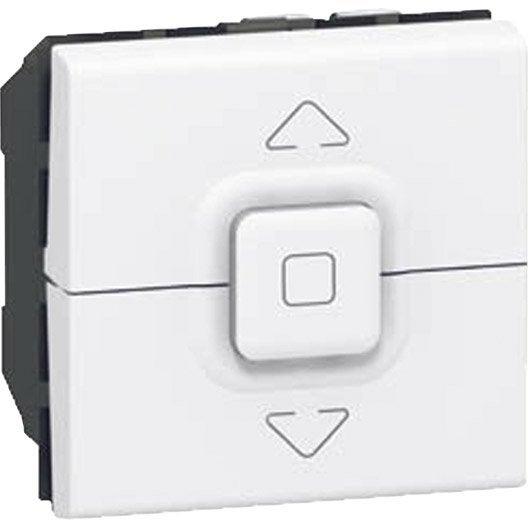 interrupteur et prise de courant encastrable. Black Bedroom Furniture Sets. Home Design Ideas