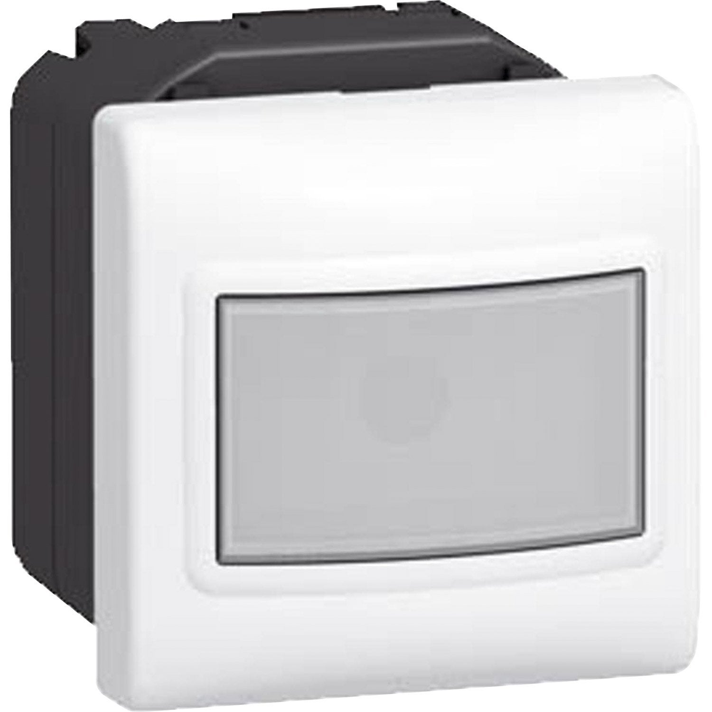 interrupteur automatique mosaic legrand blanc leroy merlin. Black Bedroom Furniture Sets. Home Design Ideas