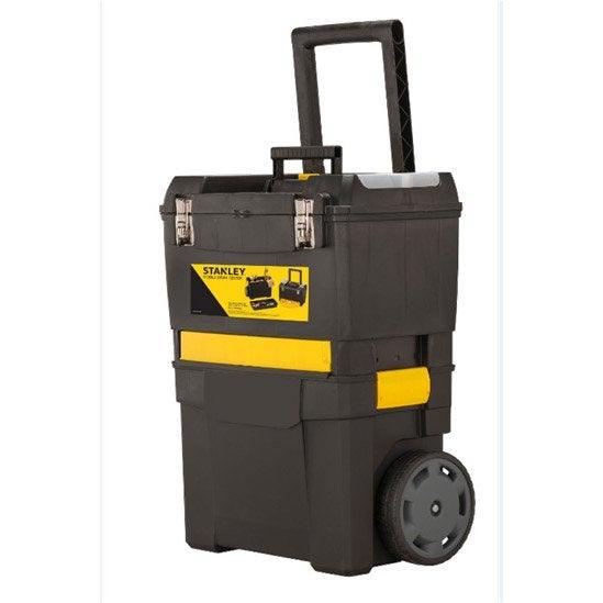 125feb7b9b0a0 Servante de chantier + boîte à outils STANLEY STST1 plastique