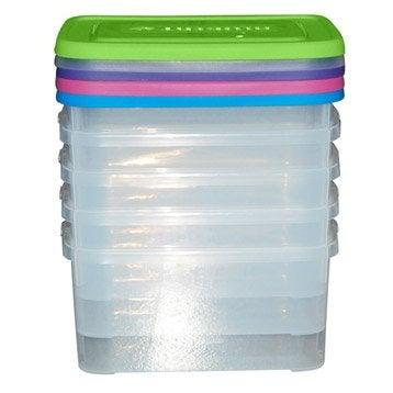 Boîte à monter Handy plastique , l.34.2 x P.25.5 x H.45 cm