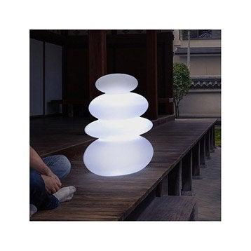 Eclairage d coratif ext rieur design au meilleur prix for Galet lumineux exterieur