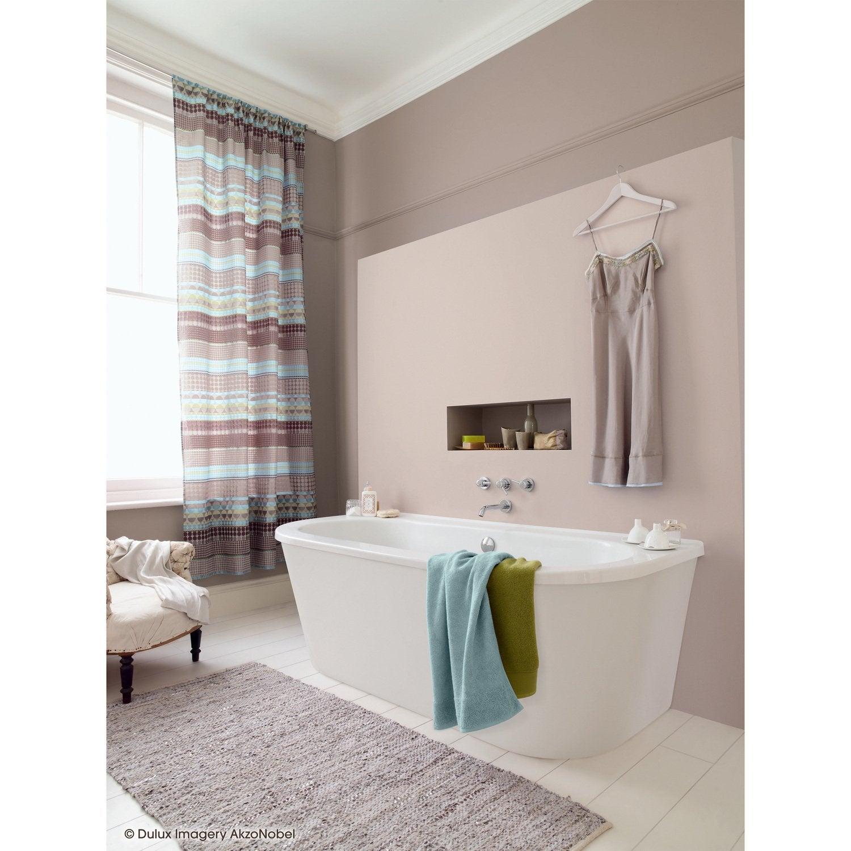 Une salle de bains beige au style chic | Leroy Merlin