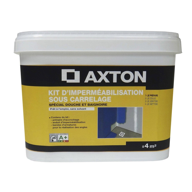 kit imperméabilisation axton, 4 m² | leroy merlin