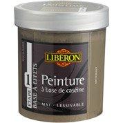 Peinture à effet Base caséine LIBERON, argile, 0.5 L