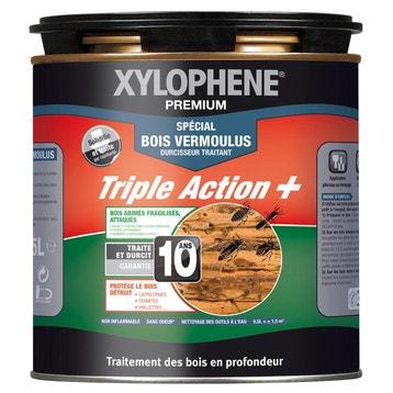 Traitement du bois traitement xyloph ne v33 axton au meilleur prix leroy merlin - Xylophene meuble ...