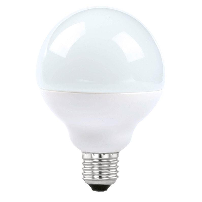 Ampoule Globe Led 12w 1055lm équiv 75w E27 3000k 180 Eglo