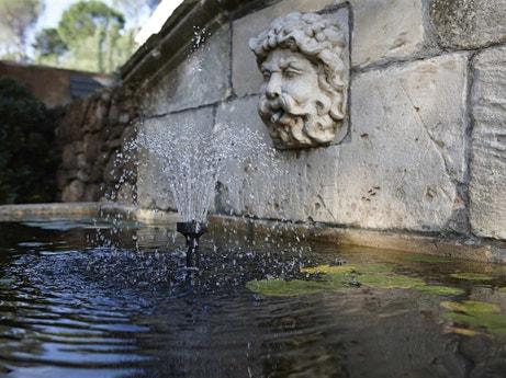 Installer un bassin ou une fontaine