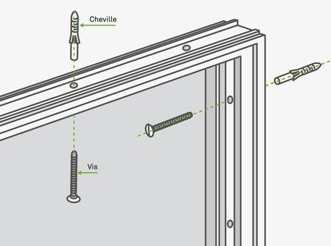 Poser une porte de garage battante leroy merlin for Monter une porte de garage sectionnelle leroy merlin