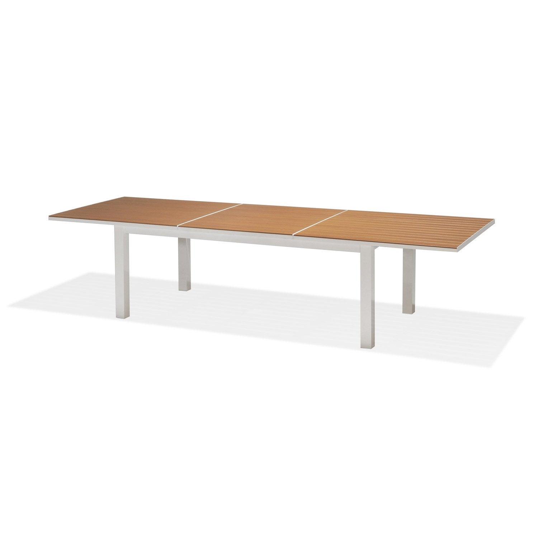 table de jardin port torres rectangulaire miel 6 8. Black Bedroom Furniture Sets. Home Design Ideas