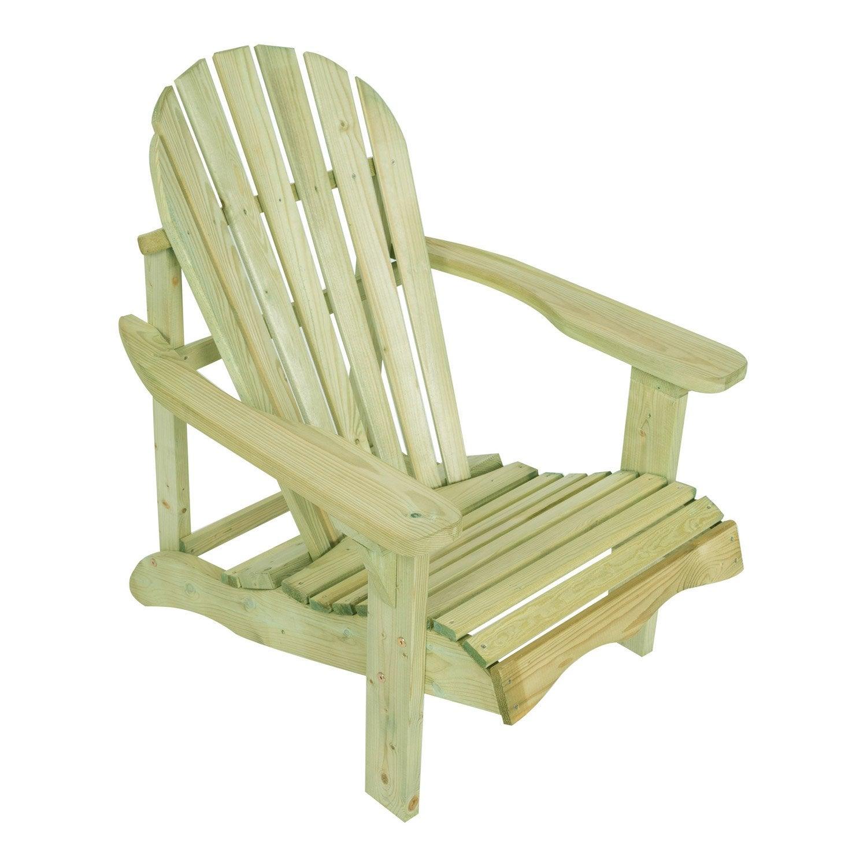 fauteuil-de-jardin-en-bois-relax-naturel Meilleur De De Chaise Jardin Enfant Schème