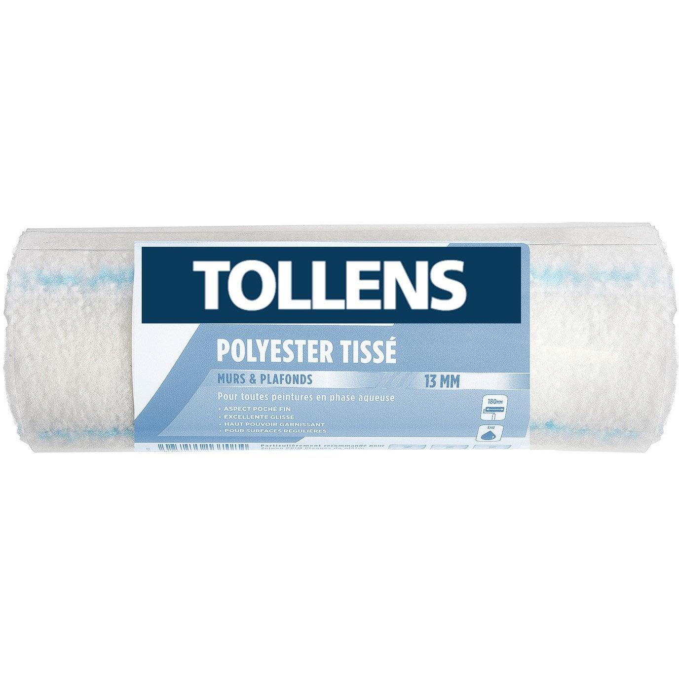 Ou Trouver La Peinture Tollens manchon peinture pour mur et plafond, tollens, l.180 mm