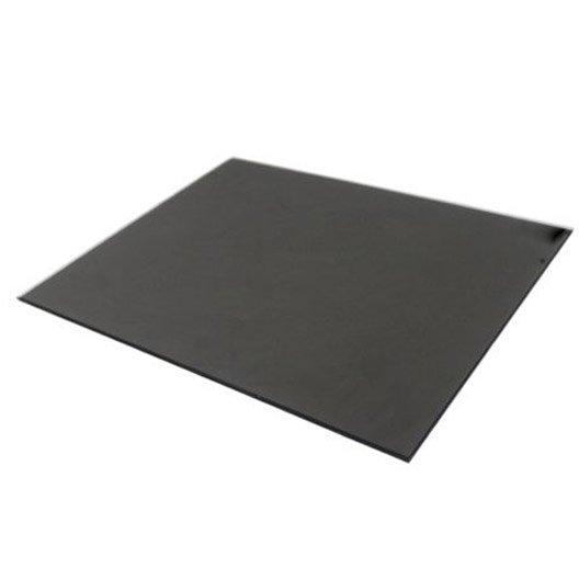 fond de hotte verre delinia noir mat d lice x. Black Bedroom Furniture Sets. Home Design Ideas