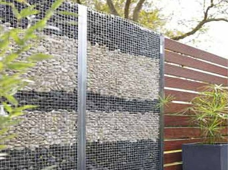 grillage gabion leroy merlin. Black Bedroom Furniture Sets. Home Design Ideas