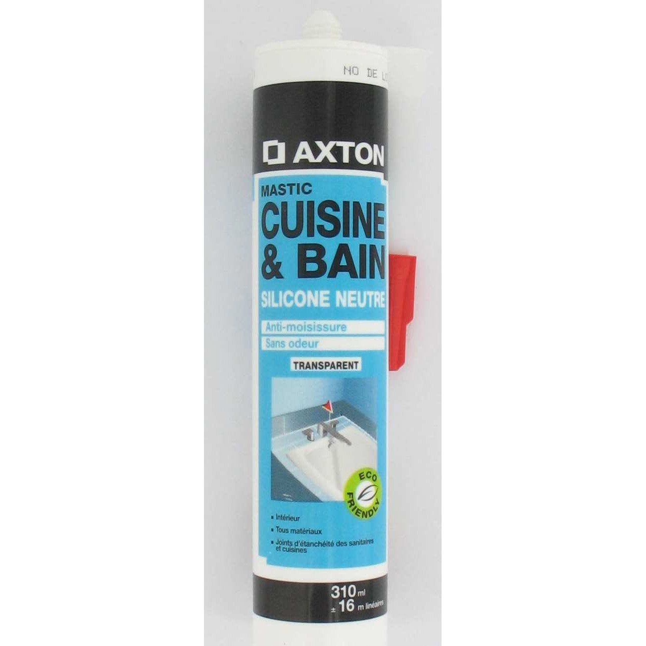 mastic antimoisissure axton blanc 310 ml leroy merlin. Black Bedroom Furniture Sets. Home Design Ideas