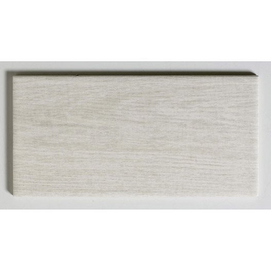 Faïence mur beige, Astuce l.10 x L.20 cm