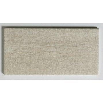 Faïence mur brun clair, Astuce l.10 x L.20 cm