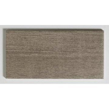 Faïence mur brun foncé, Astuce l.10 x L.20 cm