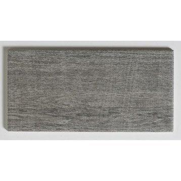 Faïence mur gris foncé, Astuce l.10 x L.20 cm