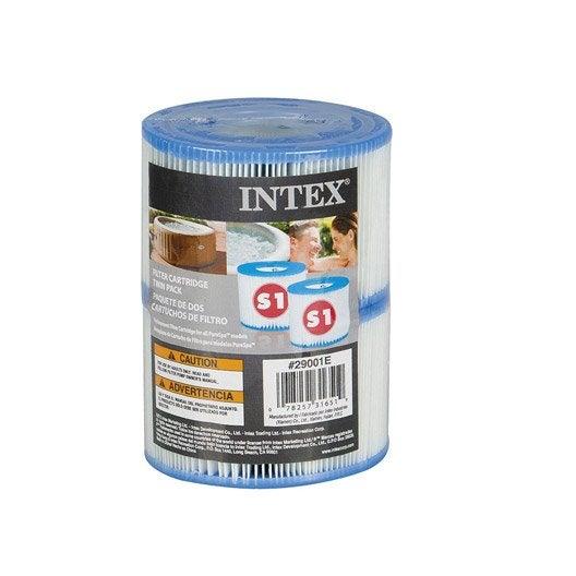 Cartouche de filtration pour spa intex leroy merlin for Verre de filtration intex