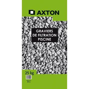 Graviers de filtration AXTON, 25 Kg
