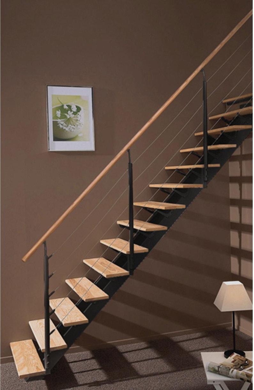 100 Fantastique Concepts Escalier Bois Et Metal Leroy Merlin