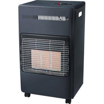 Chauffage d'appoint gaz infrarouge ENO Ir 4200, 4.2 kW