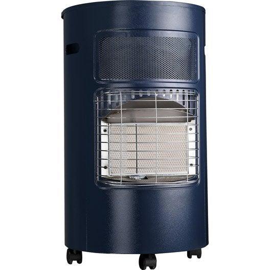 chauffage à gaz à infrarouge butagaz ektor design, 4.2 kw | leroy