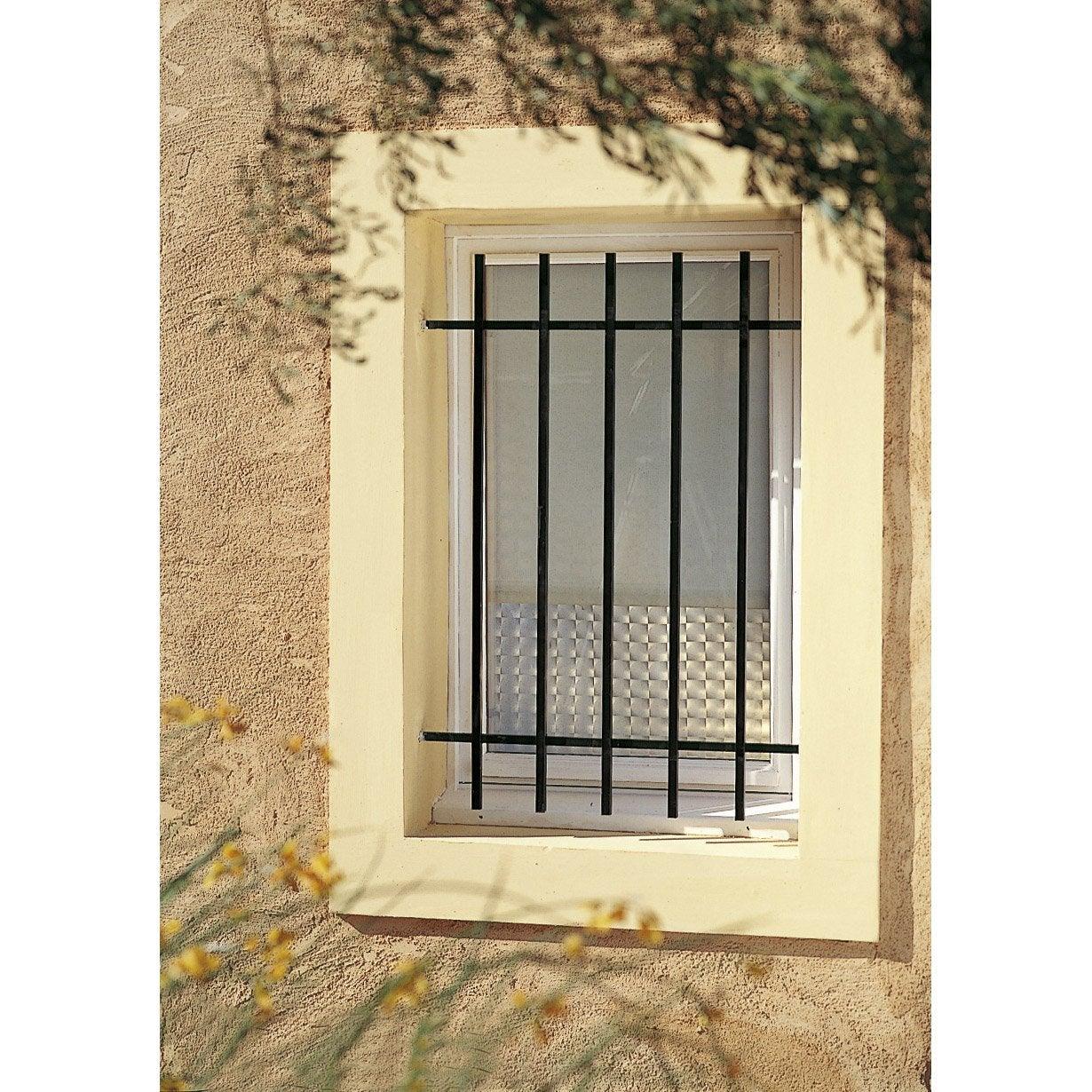 grille de d fense pour fen tre levant x cm. Black Bedroom Furniture Sets. Home Design Ideas