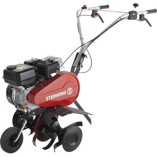Motobineuse à essence STERWINS P50 179 cm³, 3500 W