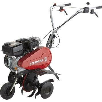 Motobineuse à essence STERWINS P50 179 cm³, 3600 W