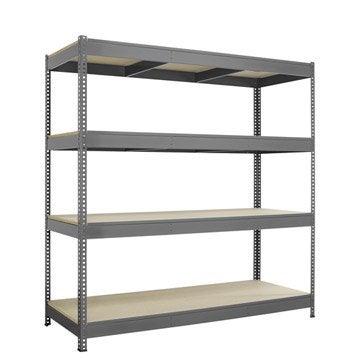 etag re utilitaire etag re et armoire utilitaire au meilleur prix leroy merlin. Black Bedroom Furniture Sets. Home Design Ideas