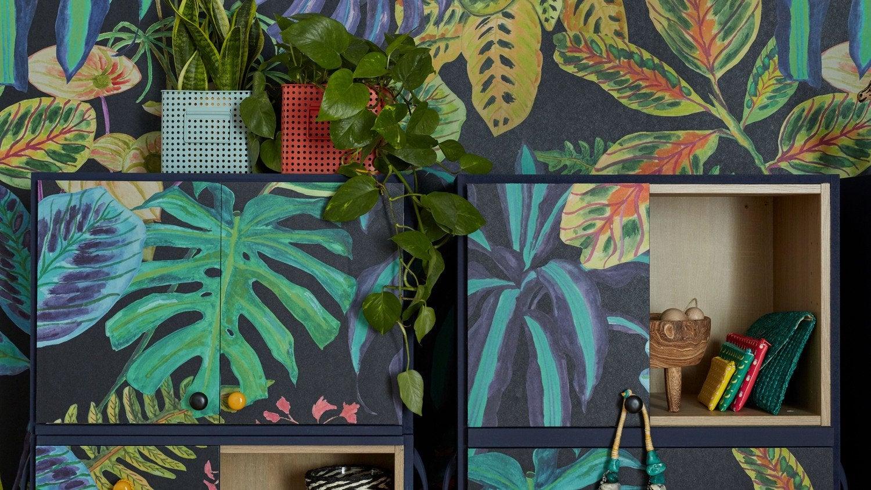 Papier Peint Jungle Pour Une Touche Tropicale Et Exotique