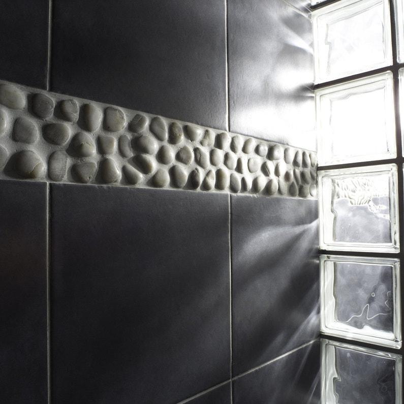 Des briques de verre dans votre salle de bains - Salle de bain mur en verre ...
