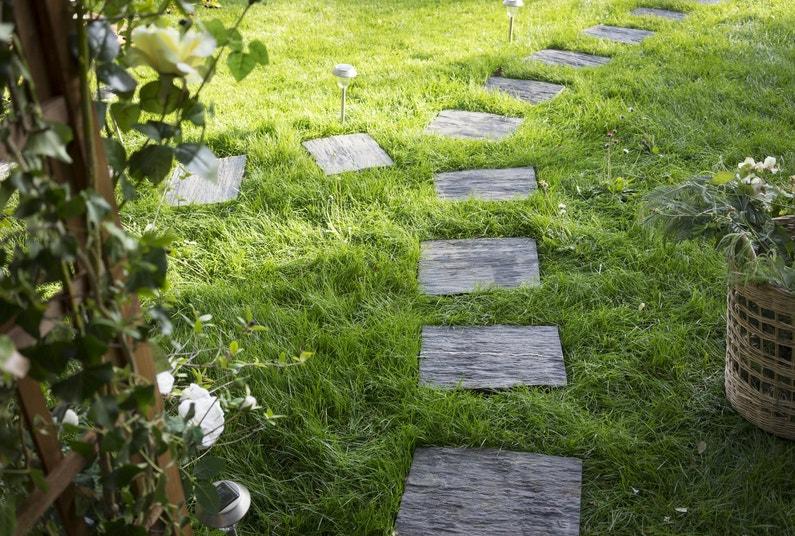 Des all es inspir es pour votre jardin - Castorama jardin pas japonais angers ...