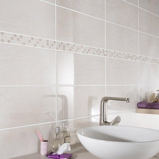 Carrelage mural et fa ence pour salle de bains et cr dence for Faience ceramique cuisine