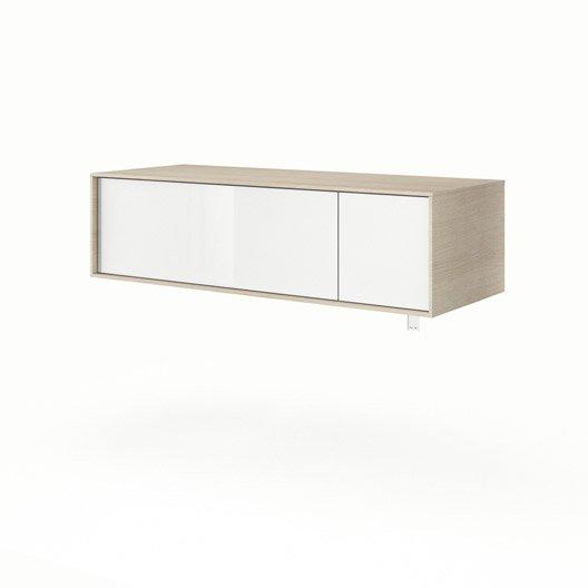 meuble sous vasque x x cm neo frame leroy merlin. Black Bedroom Furniture Sets. Home Design Ideas