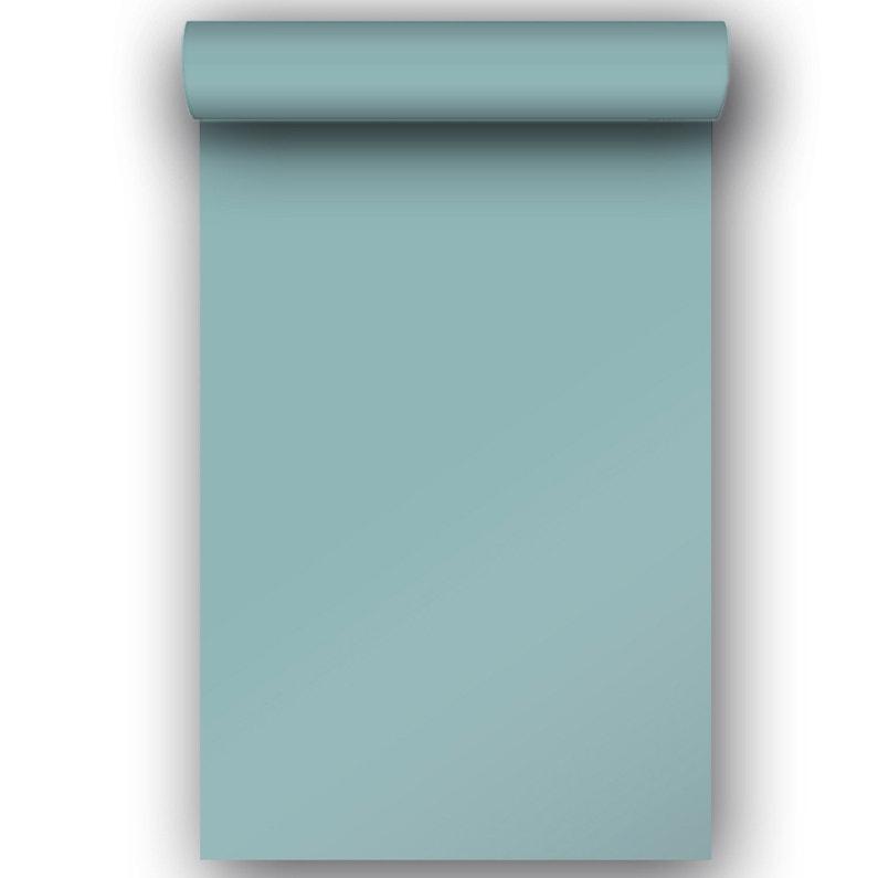 Papier Peint Intisse Paillette Bleu Leroy Merlin
