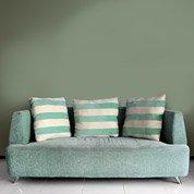 Papier peint intiss kori vert et beige leroy merlin - Papier peint vert kaki ...