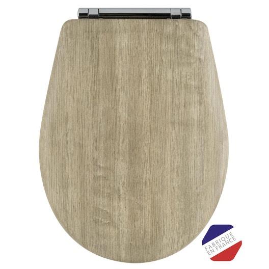 abattant frein de chute d clipsable baltik oak bois r ticul olfa woodclip leroy merlin. Black Bedroom Furniture Sets. Home Design Ideas