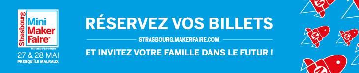 Mini Maker Faire Strasbourg