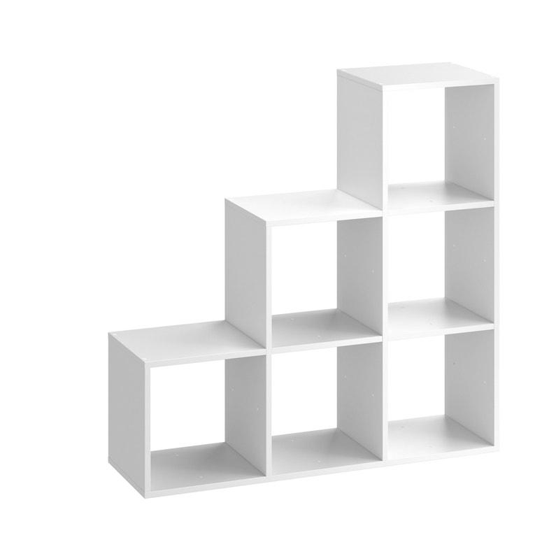 Meuble Cube En Escalier
