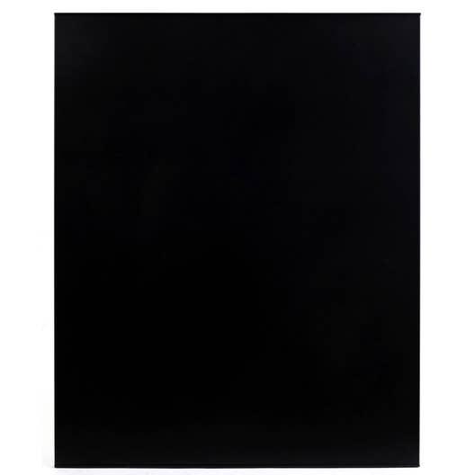 plaque de protection murale noir givr atelier dixneuf unie cm x cm leroy merlin. Black Bedroom Furniture Sets. Home Design Ideas