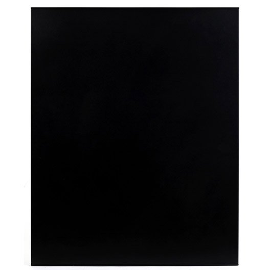 protection murale en acier coloris noir 60 x 120 cm leroy merlin. Black Bedroom Furniture Sets. Home Design Ideas